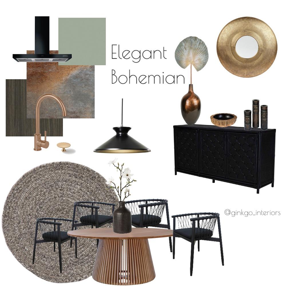 Kitchen Interior Design Mood Board by Ginkgo Interiors on Style Sourcebook