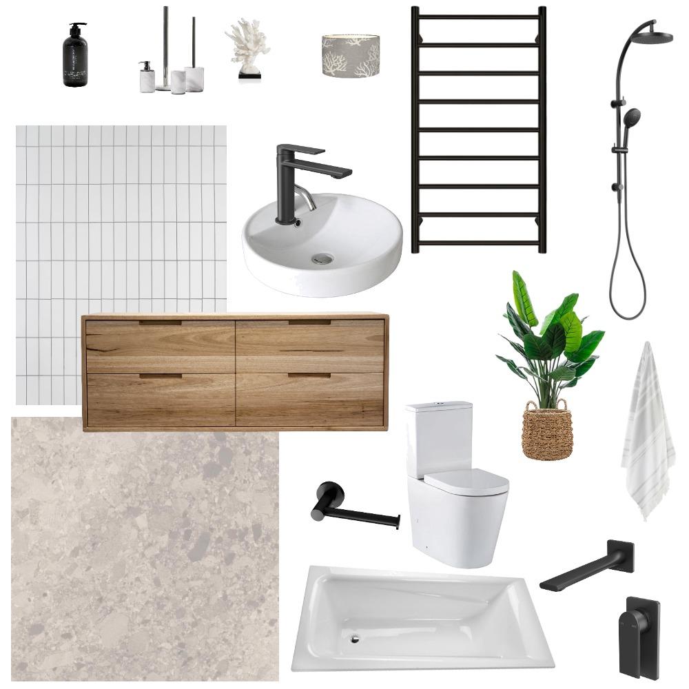 Bathroom Interior Design Mood Board by hamptons.emperor on Style Sourcebook
