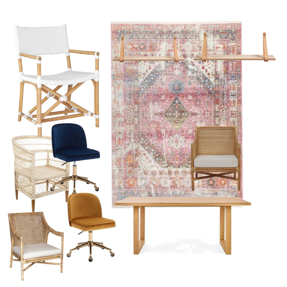 office 2 Interior Design Mood Board by cgriffin on Style Sourcebook