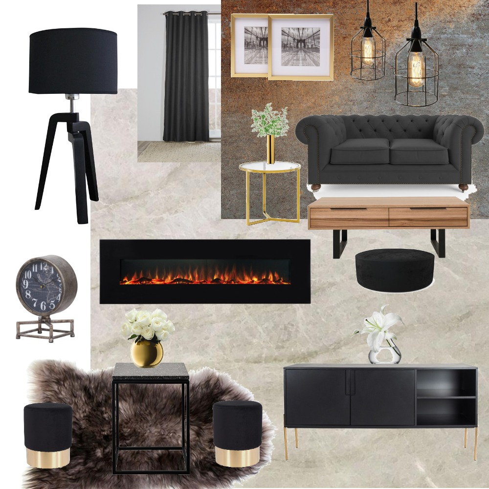 saloni Interior Design Mood Board by alexia ioannidou on Style Sourcebook