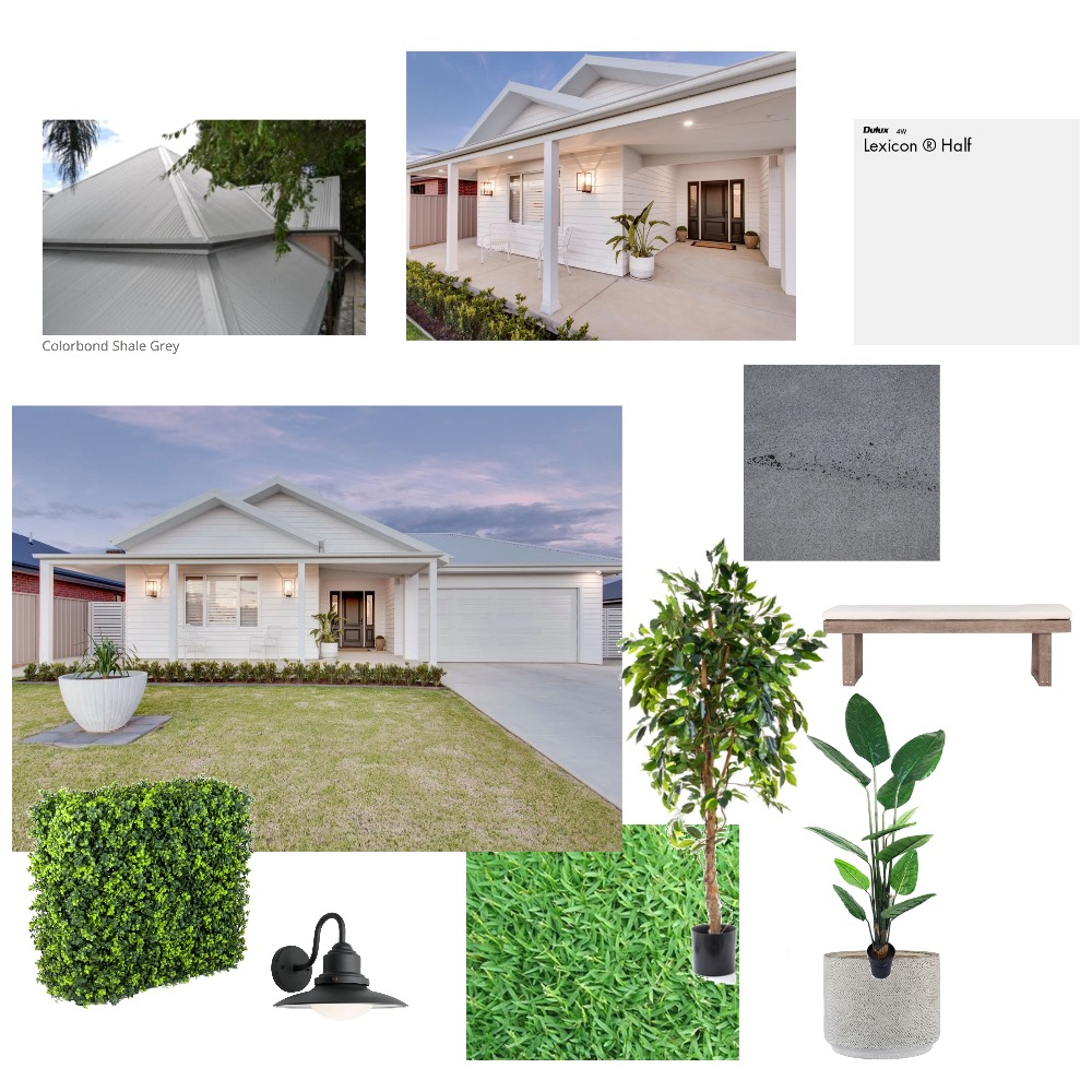 Inverloch exterior Interior Design Mood Board by brookeleetaylor on Style Sourcebook