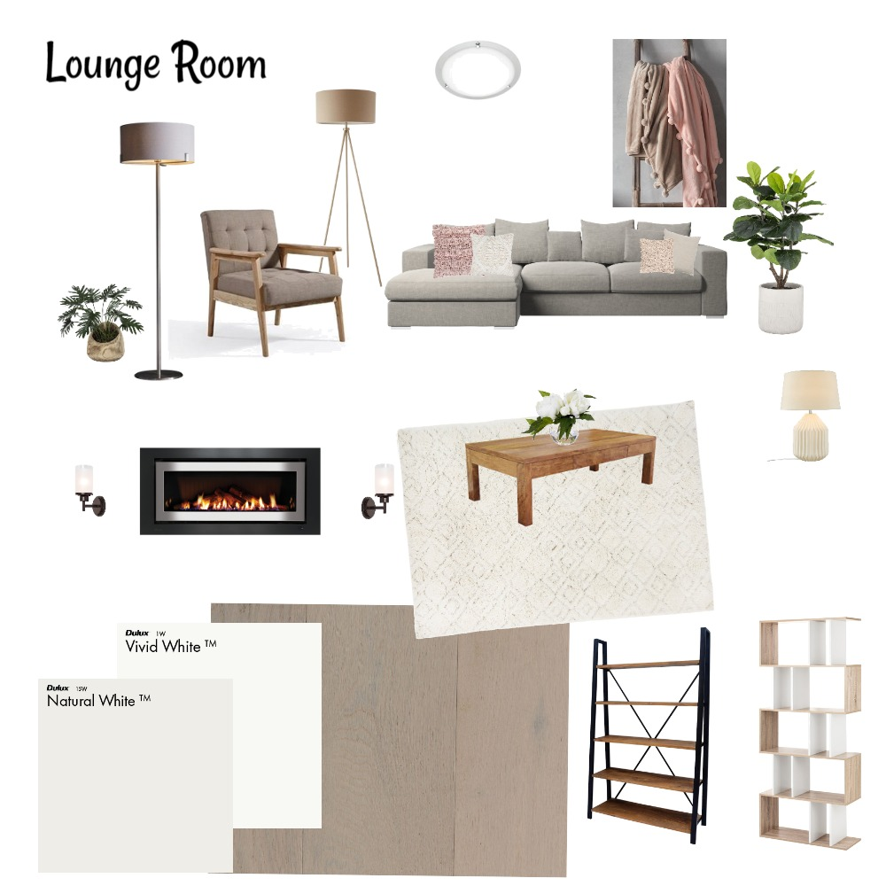 Lounge Mood Board by Angiepants on Style Sourcebook