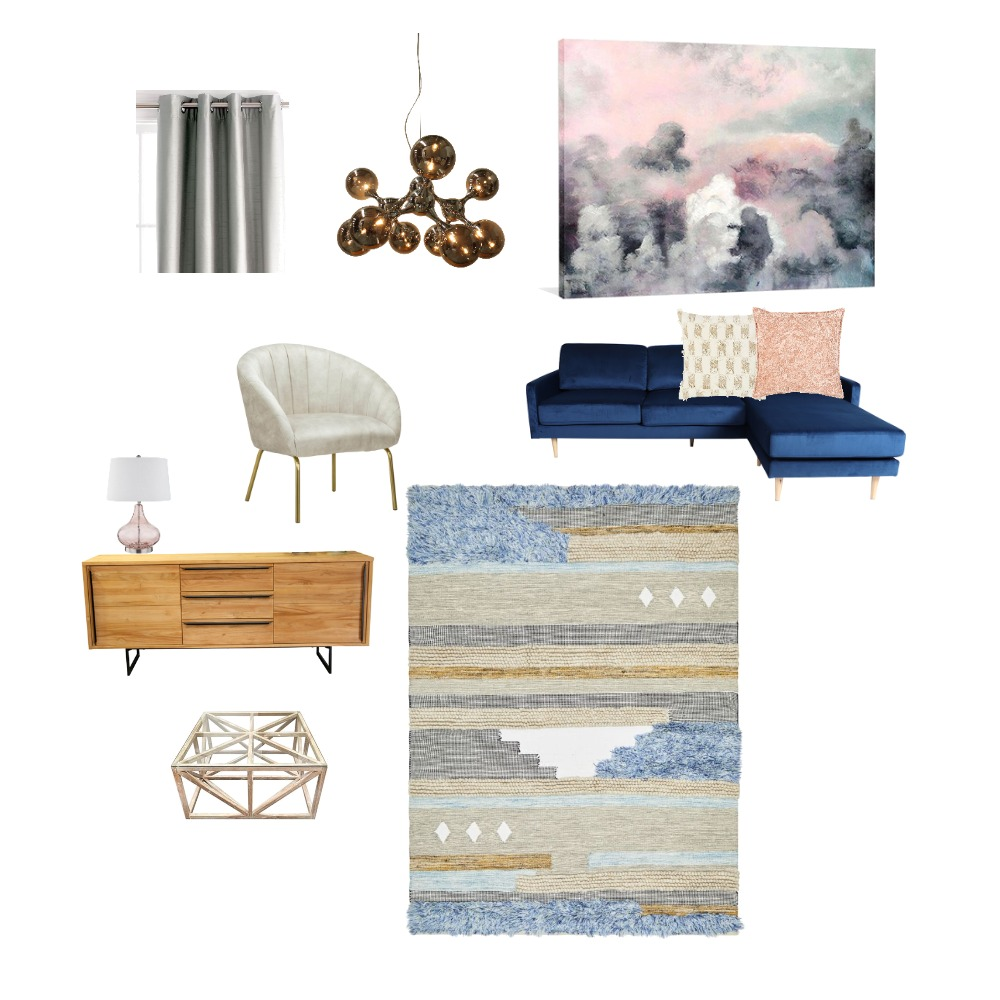 living room Interior Design Mood Board by lucialiu on Style Sourcebook