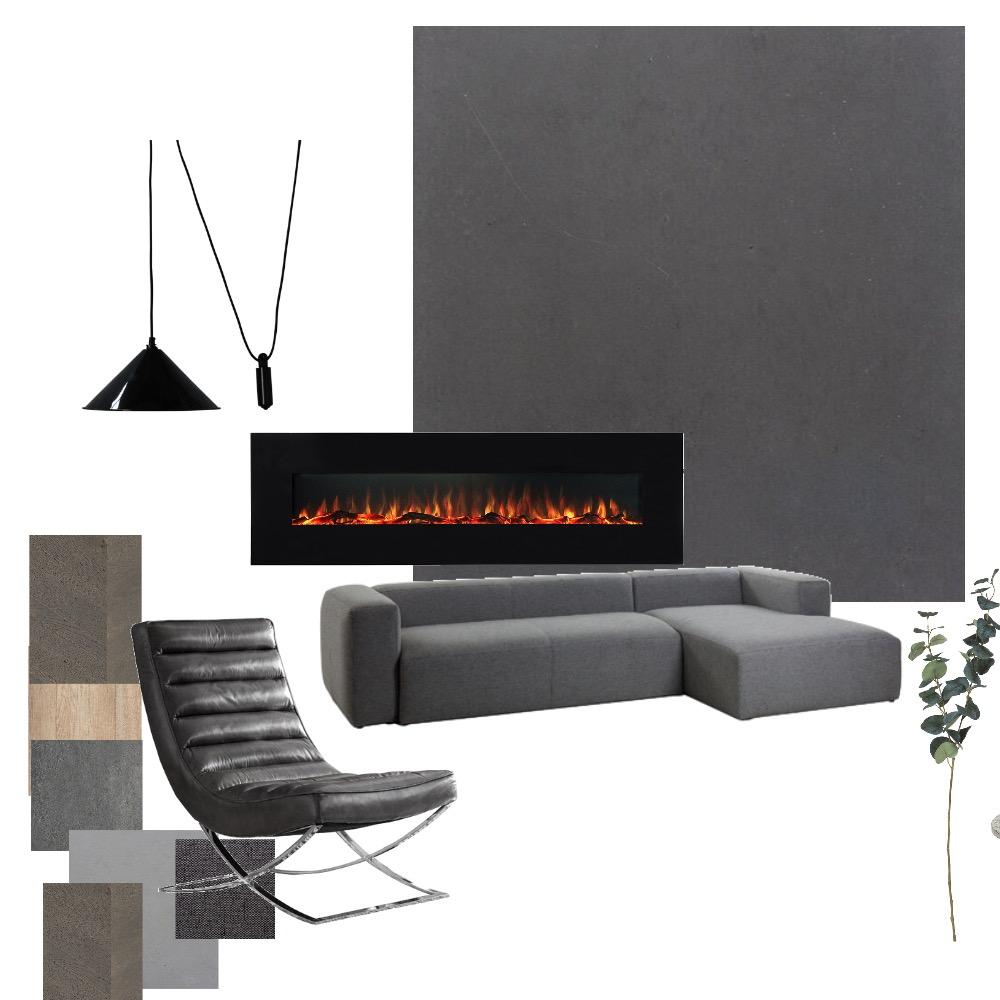 minimalistic Interior Design Mood Board by beata zwolan on Style Sourcebook