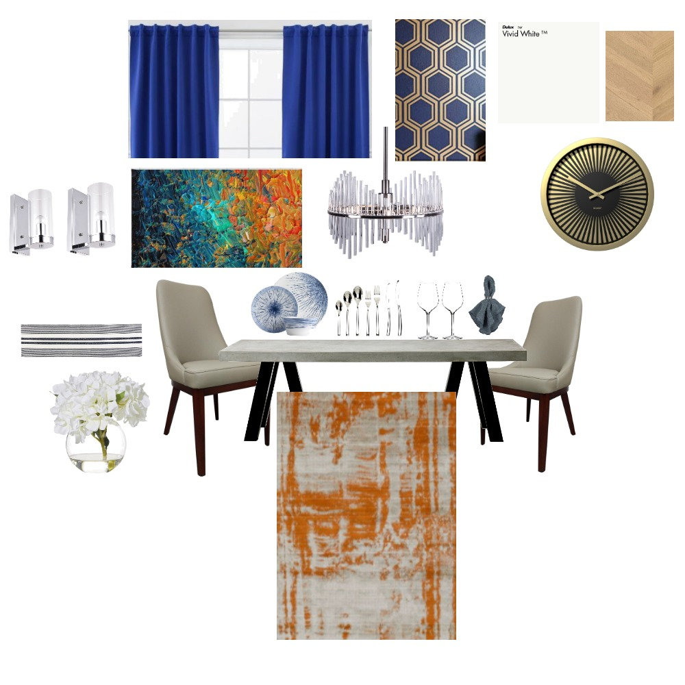 Dining Interior Design Mood Board by leah.kooma on Style Sourcebook