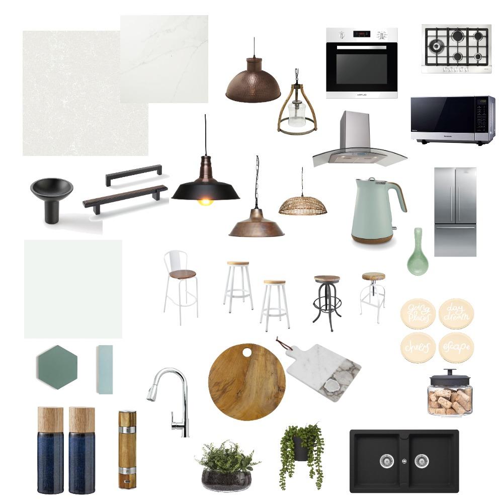 Kitchen Interior Design Mood Board by rupi on Style Sourcebook