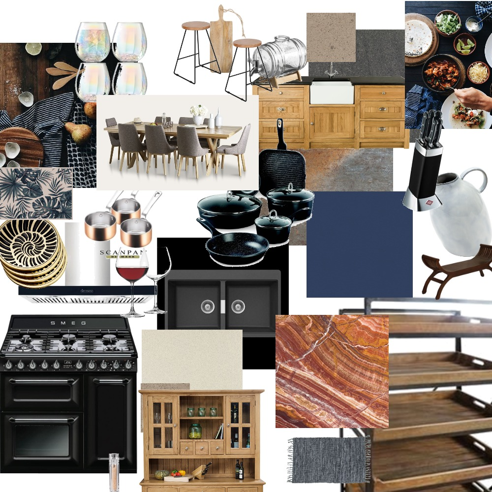 kitchen design Interior Design Mood Board by Vanuatu 2021 on Style Sourcebook