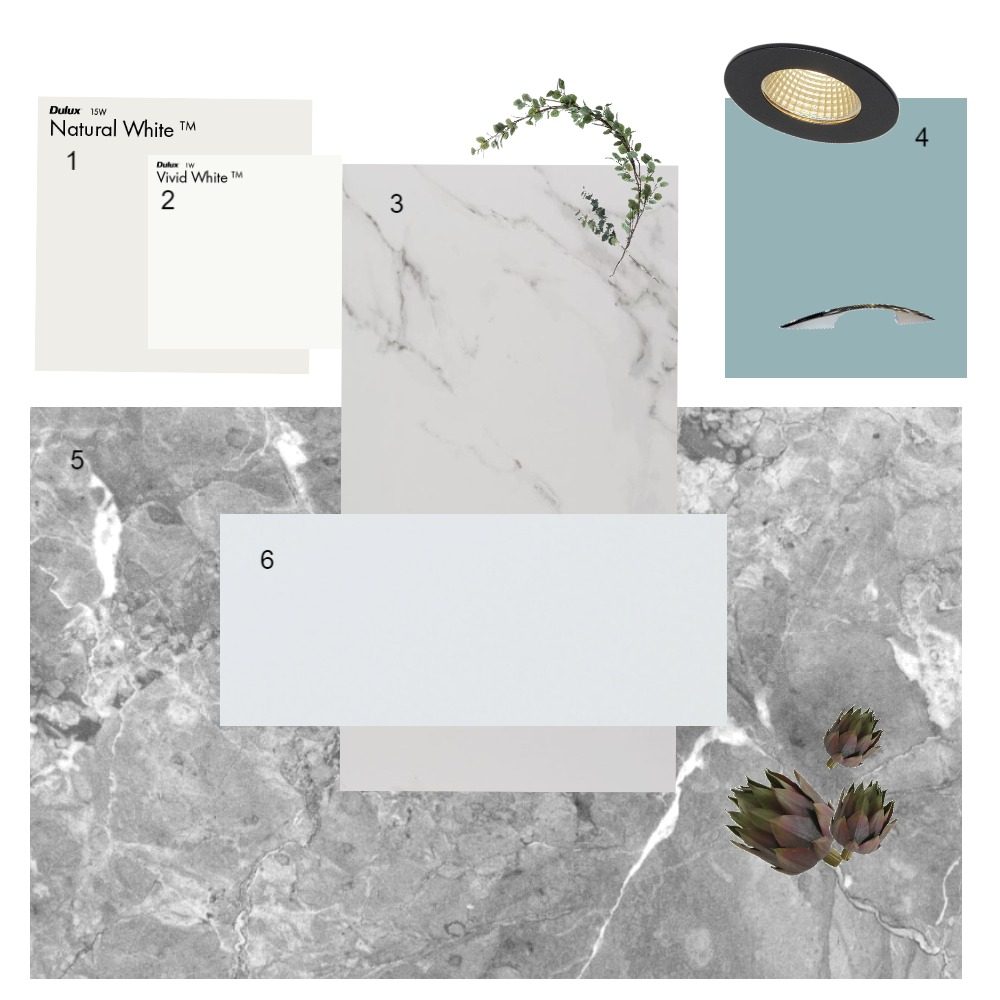 Material Board 2 Interior Design Mood Board by Irina Barac on Style Sourcebook