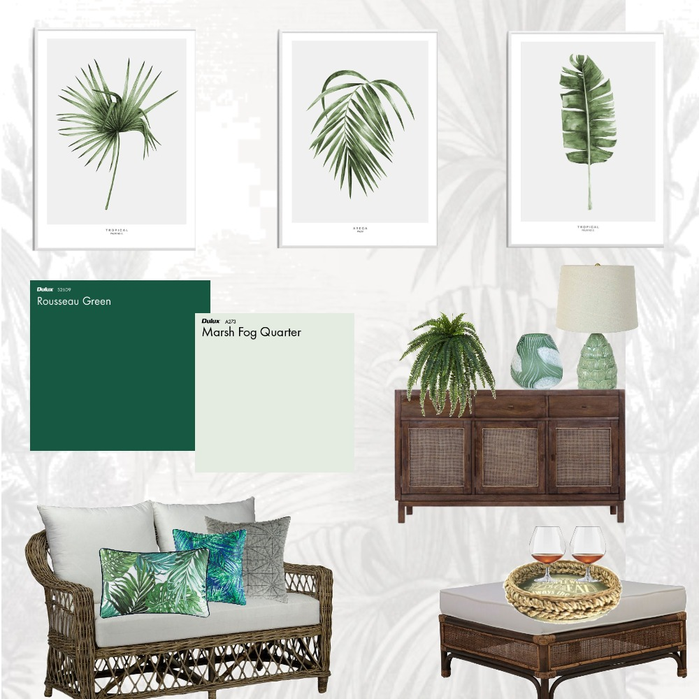 Olive et Oriel Competition Entry 3b Interior Design Mood Board by interiorology on Style Sourcebook