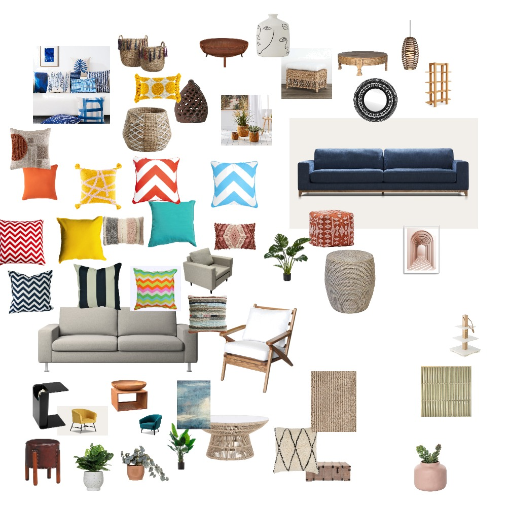 living room Interior Design Mood Board by gshah20 on Style Sourcebook
