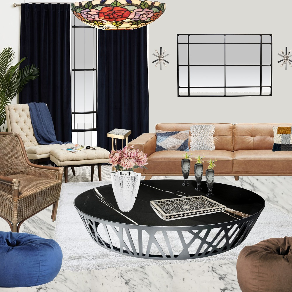 5th lesson Interior Design Mood Board by avievan on Style Sourcebook