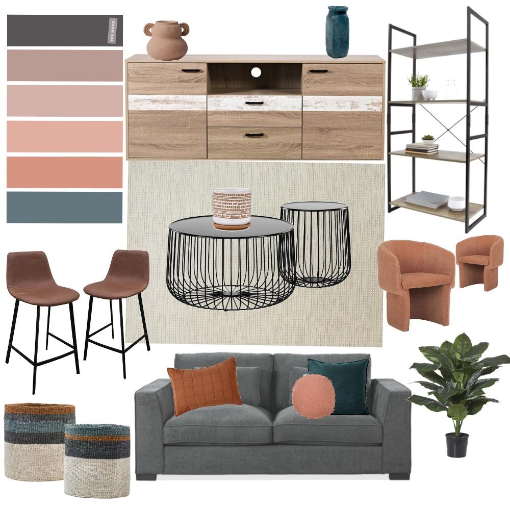 lounge room beige Interior Design Mood Board by taytaysutt on Style Sourcebook