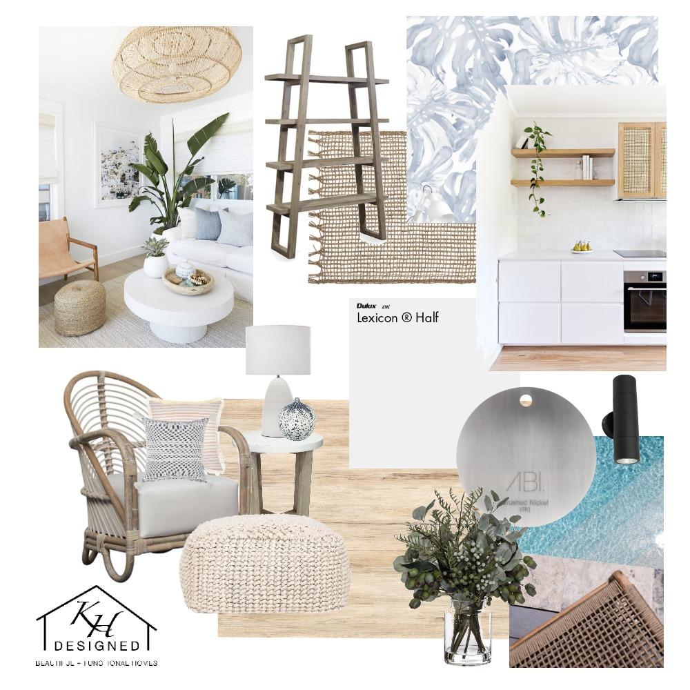 McMahon Vision Board Interior Design Mood Board by KH Designed on Style Sourcebook