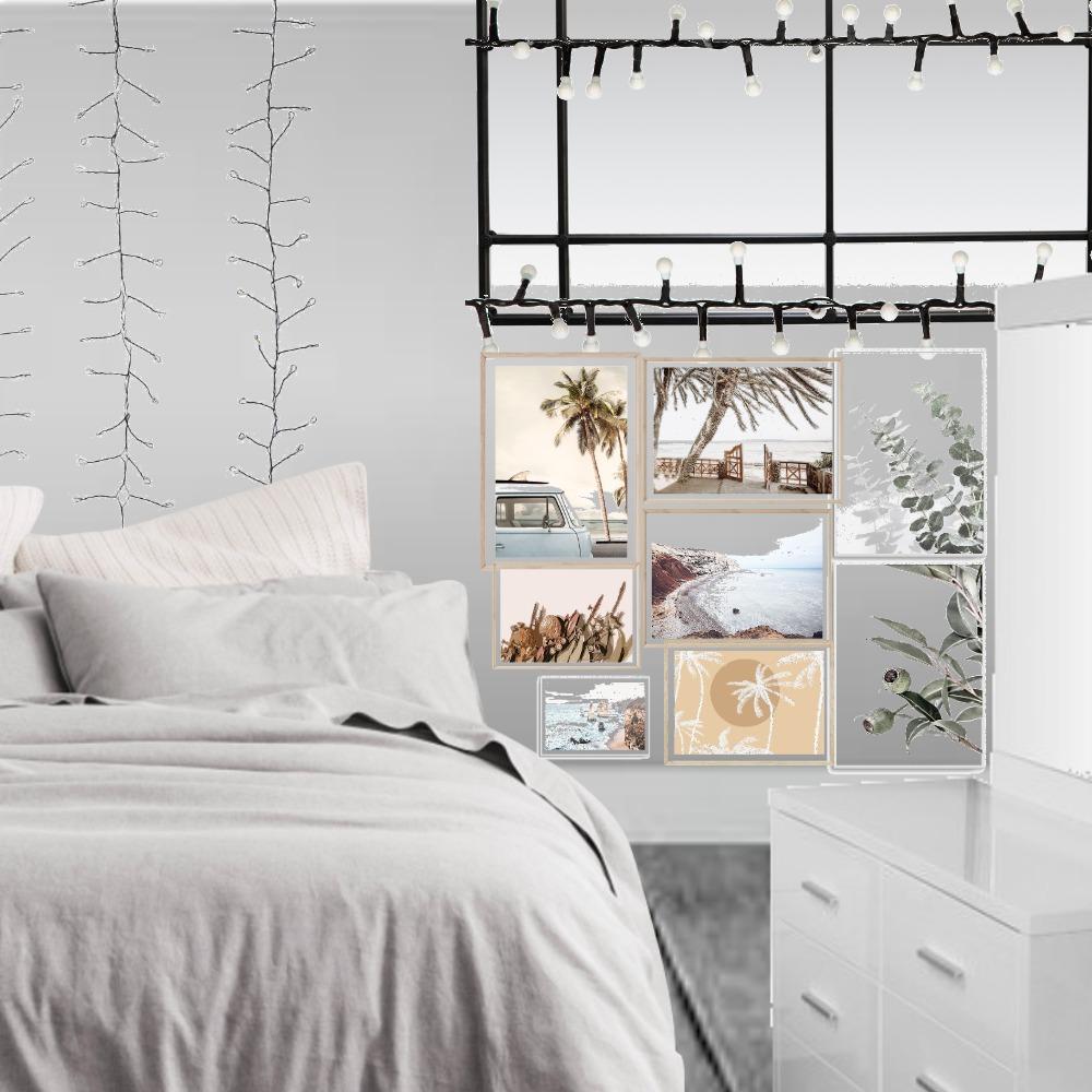 Bedroom #1 Interior Design Mood Board by iialoha_nyaa._ on Style Sourcebook