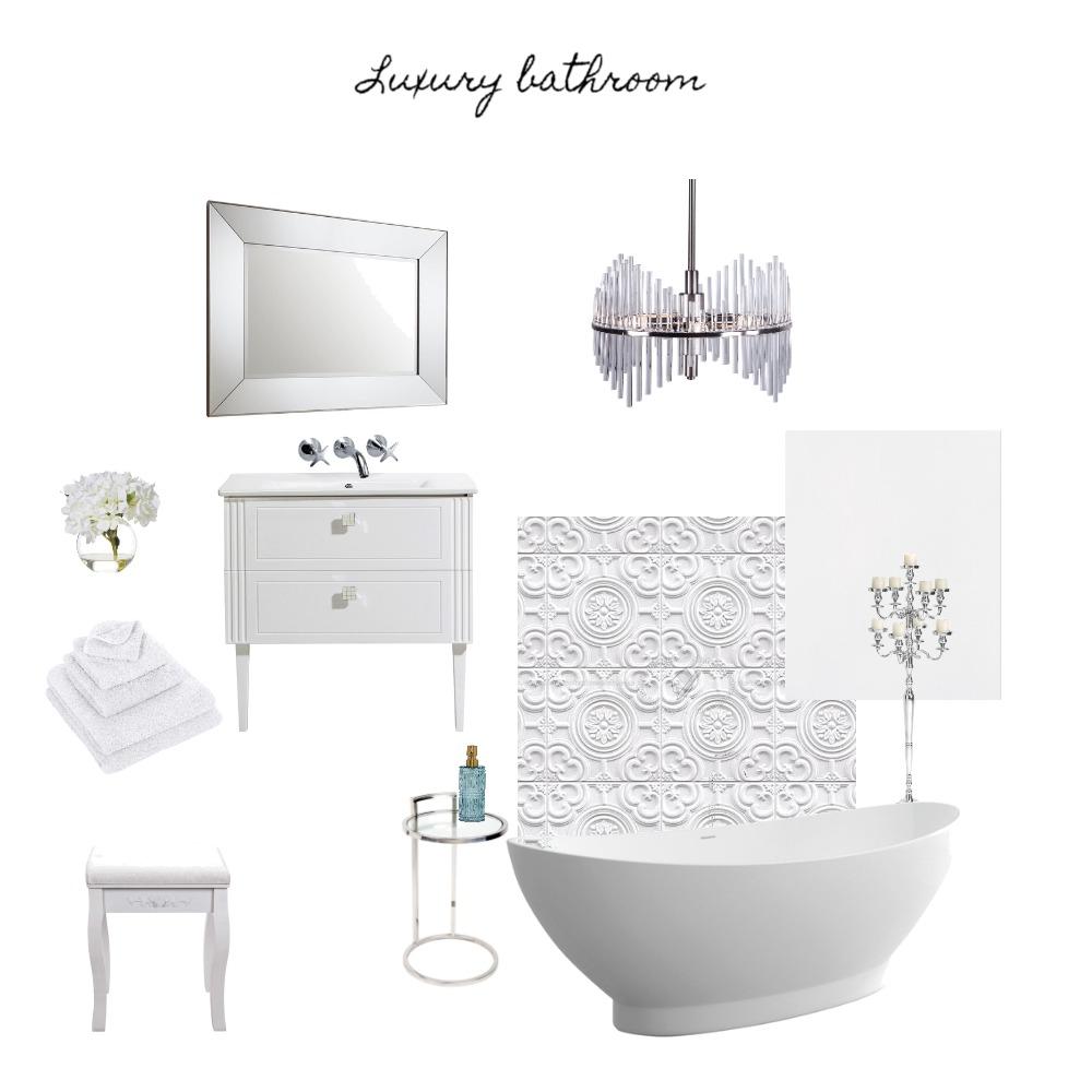 luxury bathroom Interior Design Mood Board by Bea Kala on Style Sourcebook