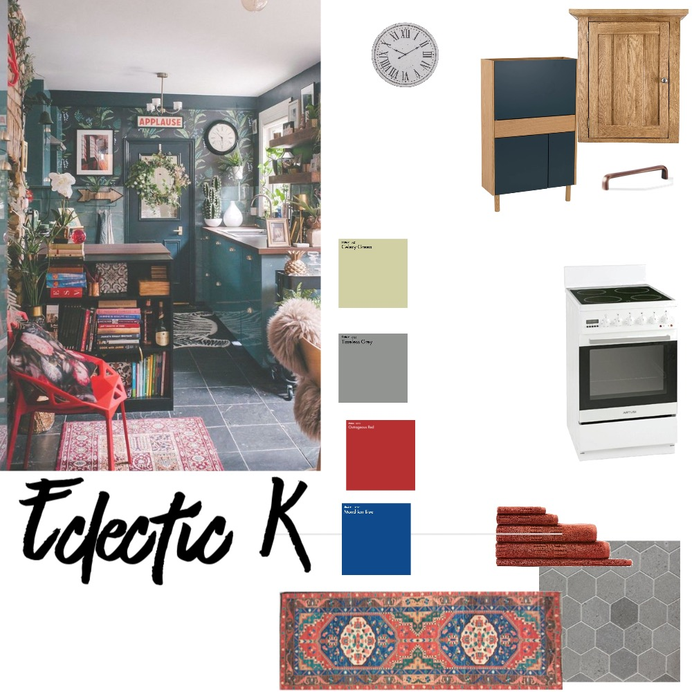 Halie Kitchen Interior Design Mood Board by halieIDI on Style Sourcebook