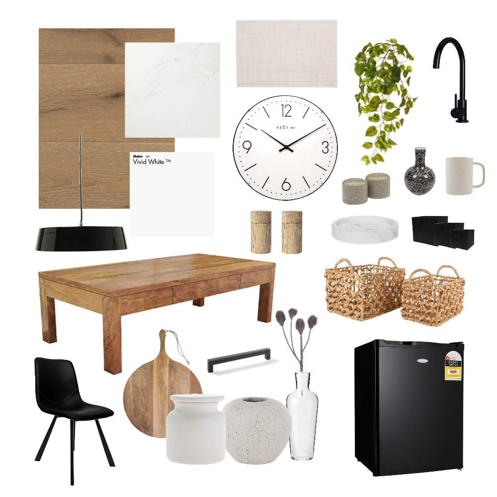 Kitchen Dining Interior Design Mood Board by may_bennison_stylist on Style Sourcebook