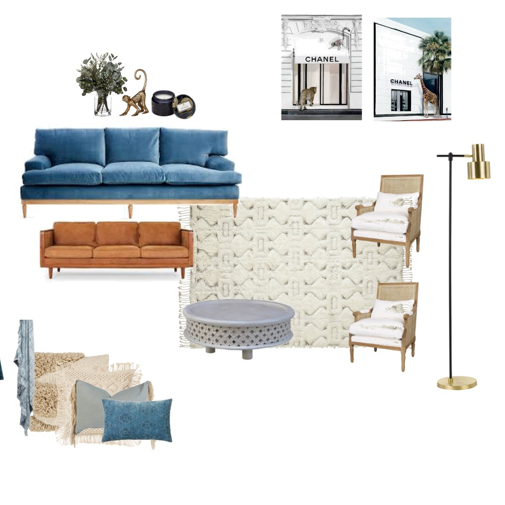 front lounge room Interior Design Mood Board by Kylie Hadid on Style Sourcebook