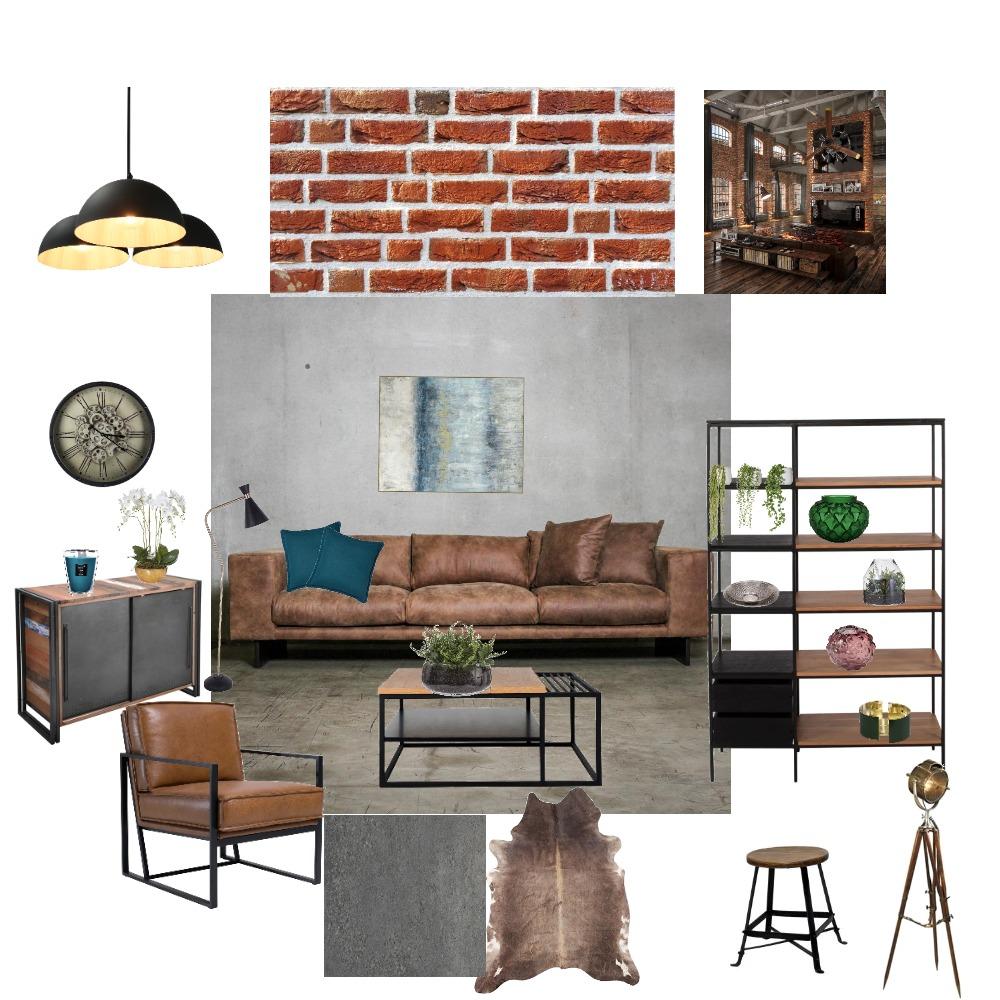 Mood board Interior Design Mood Board by Irina Barac on Style Sourcebook