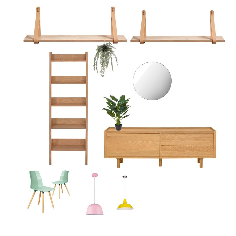 פינת אוכל Interior Design Mood Board by Michal Steinberg on Style Sourcebook