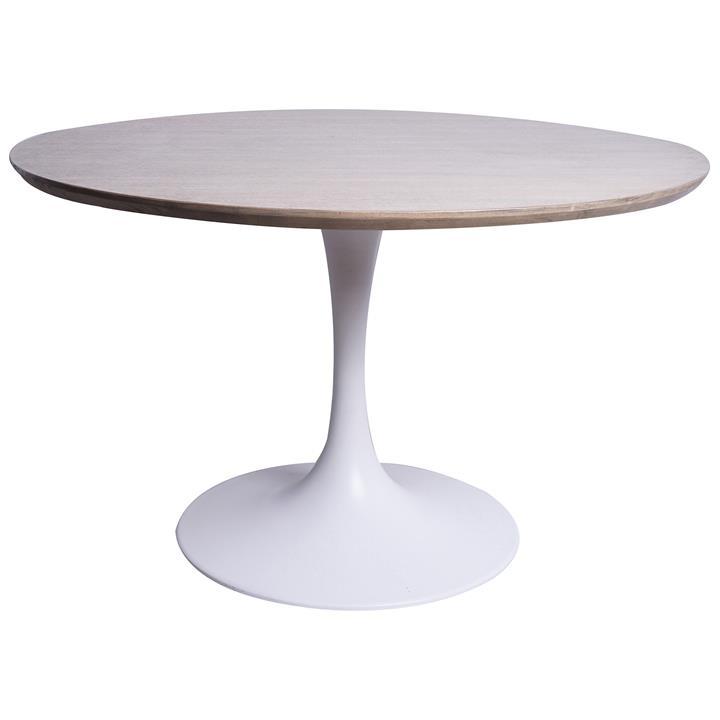 Trevalsa Round Dining Table, 120cm