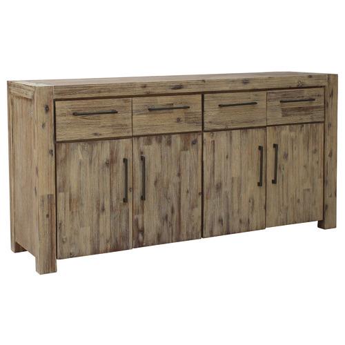 Annabelle Acacia Wood Buffet Table