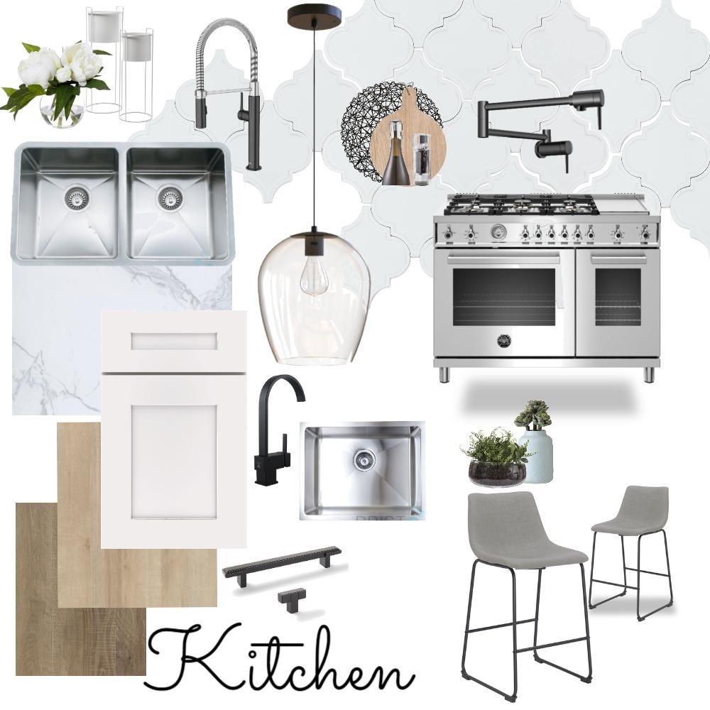 Regier Kitchen Interior Design Mood Board by JessLave on Style Sourcebook