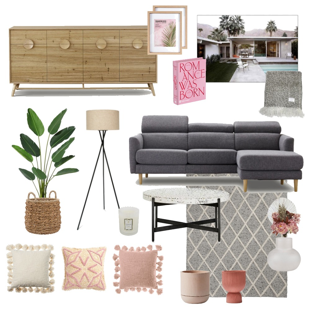 Living Room Interior Design Mood Board by soniadesign95 on Style Sourcebook