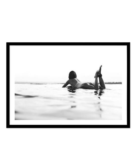 Surfer Girl B&W   LS