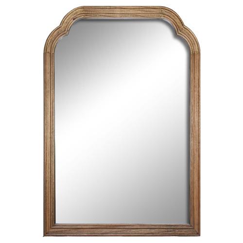 Medium Timber Melrose Wall Mirror