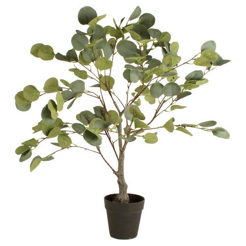 85cm Potted Faux Eucalyptus Tree