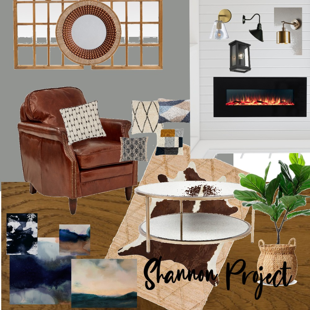 Shannon Project Interior Design Mood Board by boczons@comcast.net on Style Sourcebook