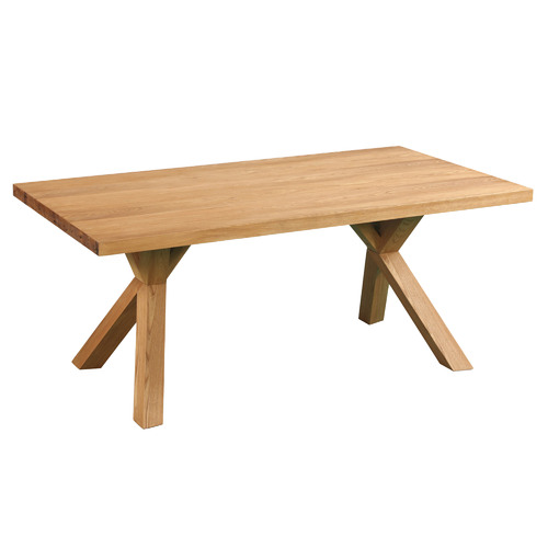 Natural Davey Dining Table