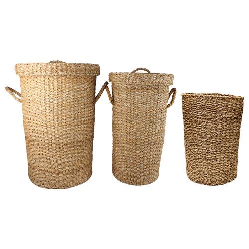 3 Piece Hilary Laundry Basket Set
