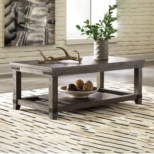 Altair Pine Wood Coffee Table