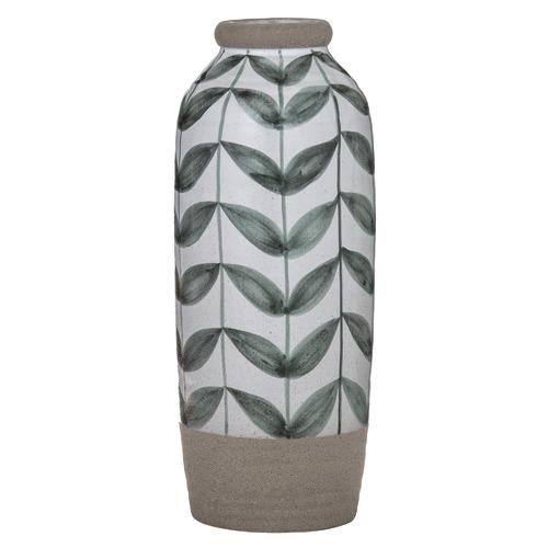 Heritage Ceramic Vase Size: 36 x 14 x 14cm