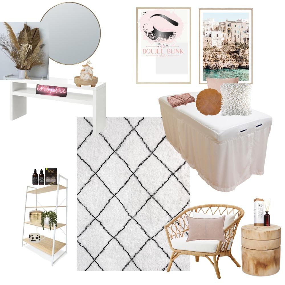 Lash Salon Interior Design Mood Board by Brittnnn on Style Sourcebook