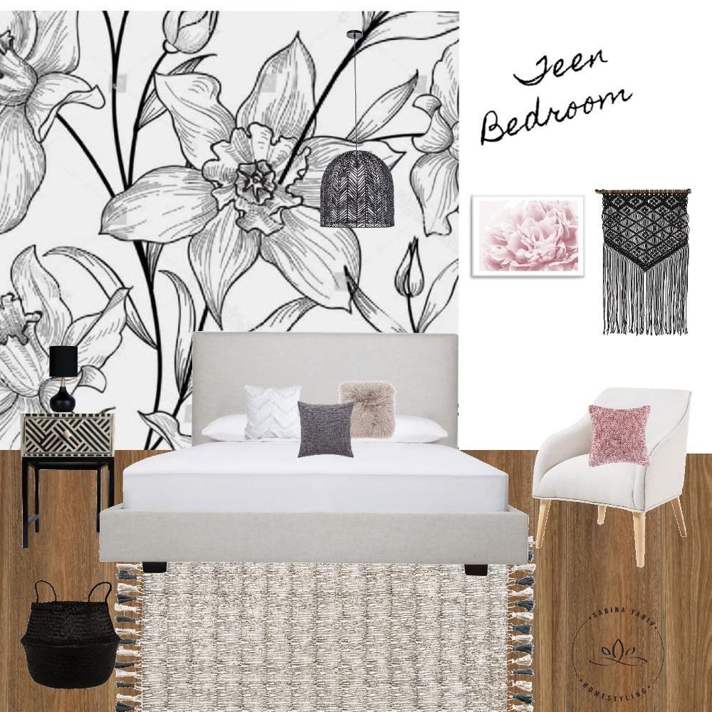 teen room Interior Design Mood Board by SabinaLanda on Style Sourcebook