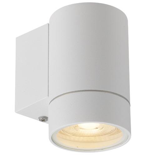 Kman Outdoor Wall Light Colour: White