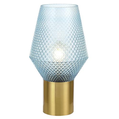Rene Table Lamp Shade Colour: Blue