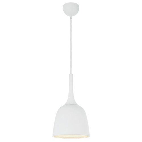 Polk 20cm Pendant Light Shade Colour / Base Colour: White / White