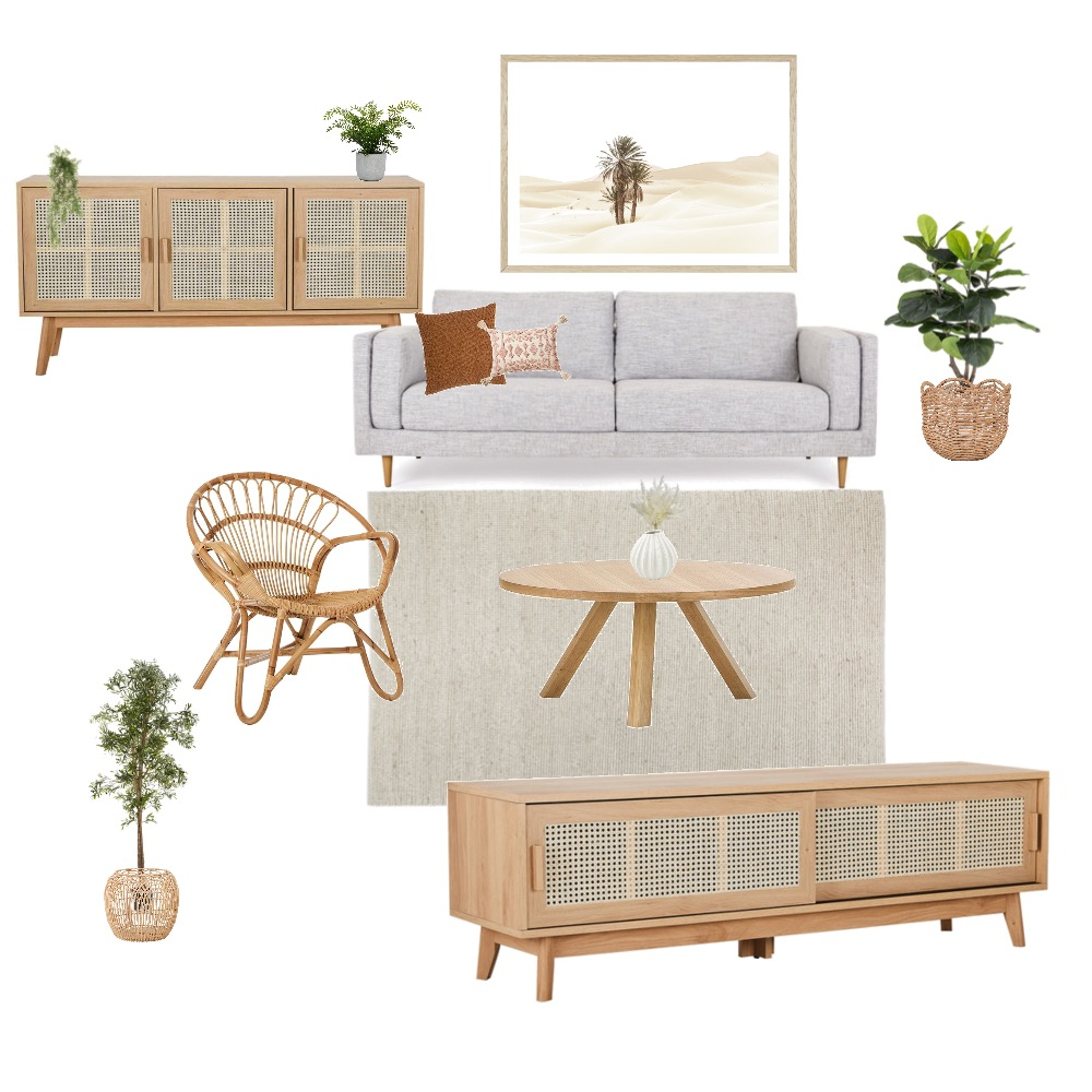 living room Interior Design Mood Board by chelsharmer on Style Sourcebook