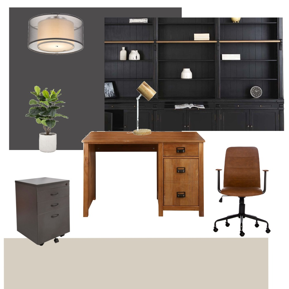 Study Interior Design Mood Board by Aimzz on Style Sourcebook