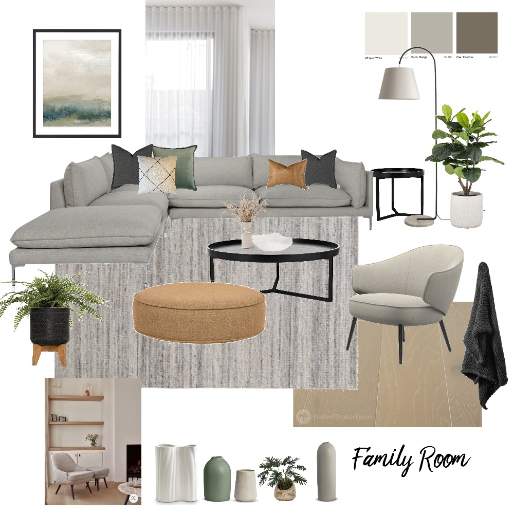 M. Avram Interior Design Mood Board by Styling by Jackie on Style Sourcebook