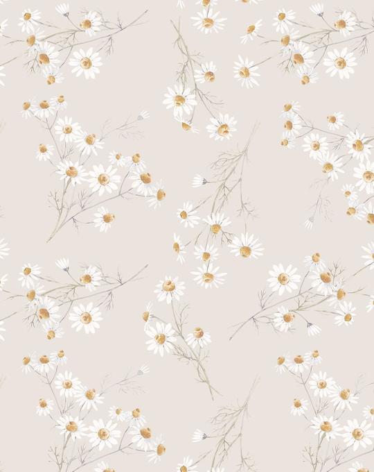 Little Daisy Chain Wallpaper