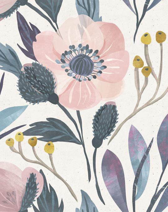 Laras Garden Wallpaper