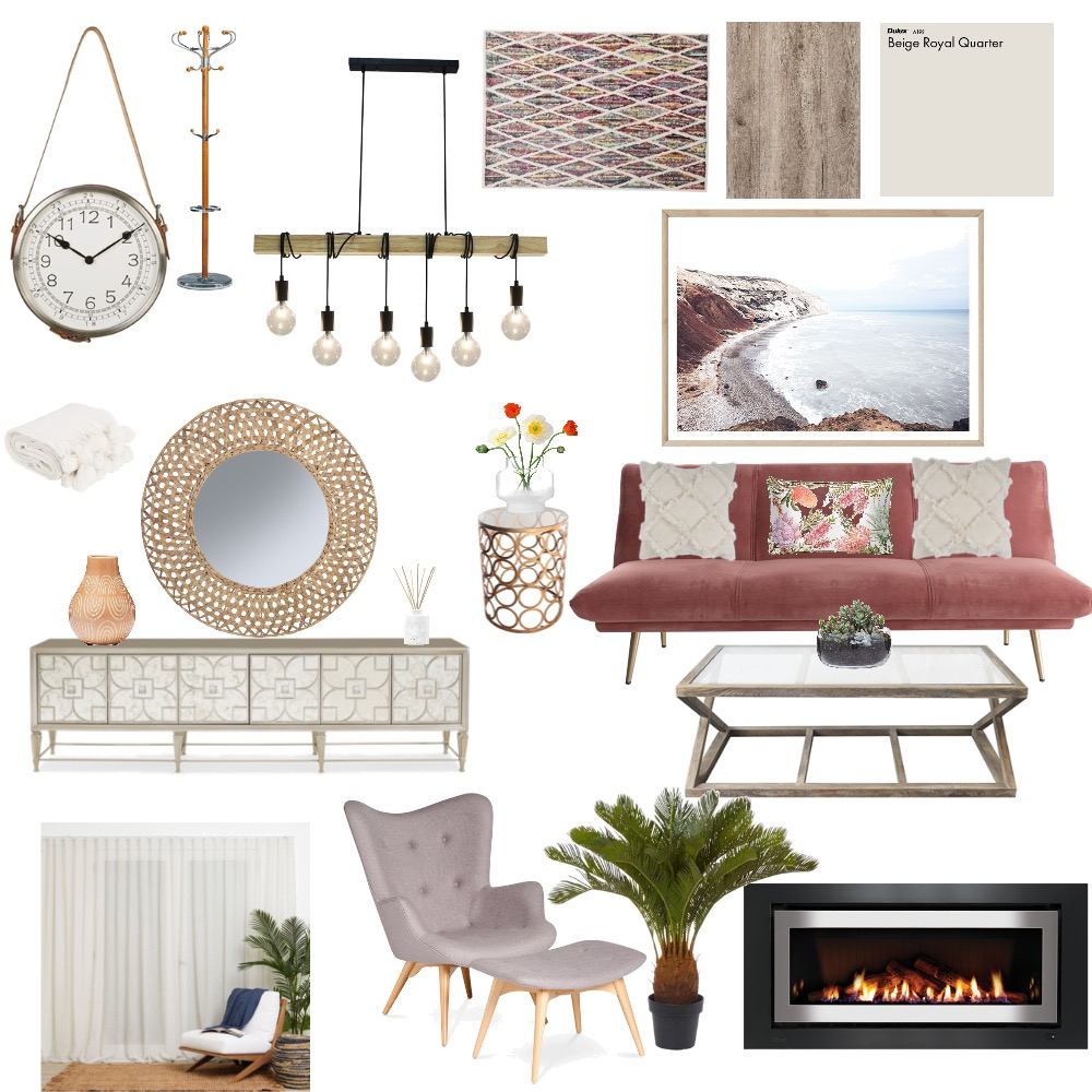 living room Interior Design Mood Board by Cynthia Truong on Style Sourcebook