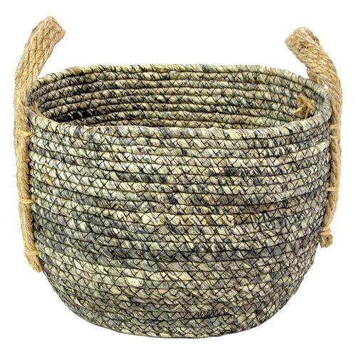 Grey Margo Storage Basket Size: Medium