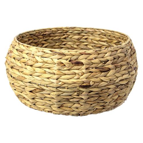 Natural Elise Storage Basket Size: Large