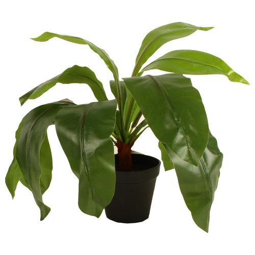 50cm Potted Faux Fern Plant